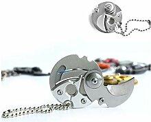 EDC Portable Key Fold Messer Geschenk