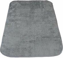 Edco Teppich grau oder beige 120x180cm Polyester