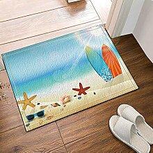 EdCott Beste Sommer Strand Sonnenschein Surfbrett