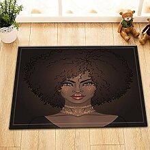 EdCott Kreative bemalte afrikanische Schwarze