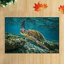 EdCott Meerestier Schildkröte Schlafzimmer