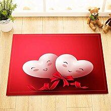 EdCott Red Valentinstag romantische Liebe Ballon