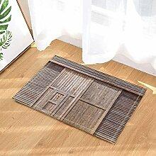 EdCott Rustikale antike Holzdekor Holz Scheunentor