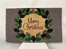 Edelman Fußmatte Weihnachten 'Merry