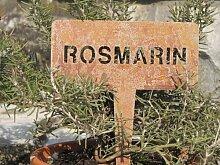 Edelrost Beetstecker Rosmarin