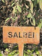 Edelrost Beetstecker Salbei