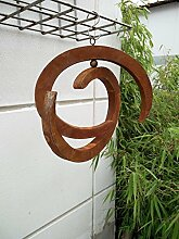 Edelrost Gartenskulptur Rost Garten Figure aus