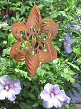 Edelrost Windspiel Blume