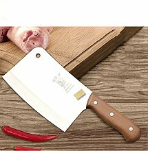 Edelstahl 5 Chrom Küchenmesser Tools Dual Slicing