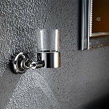 Edelstahl Bad Becherhalter/Bad-Accessoires/Zahnbürste Mundwasser einzelne Cupholder