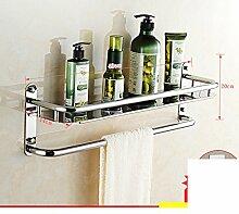 Edelstahl Badezimmerzahnstangen/Toiletten Toiletten Toiletten Sanitär Handtuchhalter-D