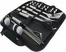 Edelstahl BBQ Tools Set,Grill Grill Utensilien