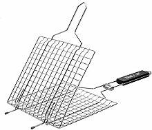 Edelstahl BBQ Tools Set,Grill Utensilien Zubehör