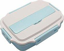 Edelstahl-Brotdose für Erwachsene Auslaufsichere
