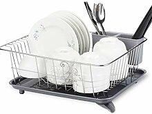Edelstahl Dish Drainer, Kitchen Dish