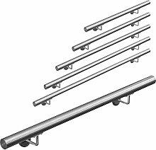Edelstahl Handlauf Treppengeländer Geländer