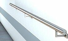 Edelstahl Handlauf V2A Fertighandlauf Geländer