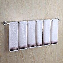 Edelstahl Handtuchhalter/Bad Handtuchhalter/Single bar Handtuchhalter/Bad-Accessoires-A