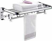 Edelstahl Handtuchhalter?Das Badezimmer Handtuchhalter Zusammenbruch?Wc Badewanne 5 Kim h?ngen Racks