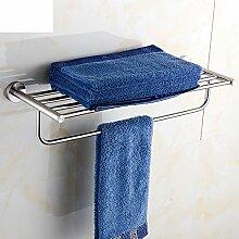Edelstahl Handtuchhalter/[Handtuchhalter]/Badezimmerzahnstangen/Bad-Accessoires