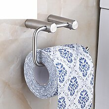 Edelstahl Handtuchhalter,Toilettenpapier-regal,Bad Kleenexbox,Wc-fach,Bad Papierhalter