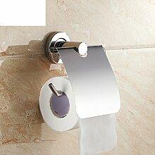 Edelstahl Handtuchhalter,Toilettenpapier-regal,Toilettenpapier-kasten,Toilettenpapierhalter