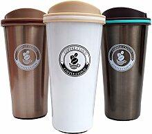 Edelstahl Kaffeebecher von Coffee Cloud | Coffee
