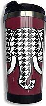 Edelstahl-Kaffeetasse Bama Elephant Head Insulated