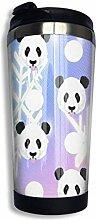 Edelstahl-Kaffeetasse Dream Panda Insulated Travel