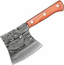 Edelstahl Küchenmesser Cleaver Fleisch Küche