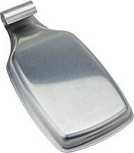 Edelstahl Löffel Rack Suppe Löffelhalter Spatel