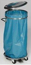 Edelstahl-Müllsackständer