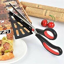 Edelstahl Multifunktionale Pizza Scissor Pizza
