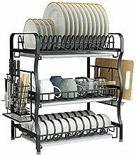 Edelstahl-Multifunktionsküchen-Gestell,