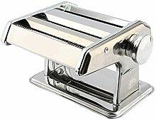 Edelstahl Nudelmaschine Pasta Maker Manuell Pasta