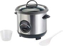 Edelstahl-Reiskocher mit automatischer
