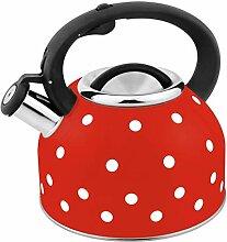 Edelstahl-Teekanne Teekanne Edelstahl Wasserkocher