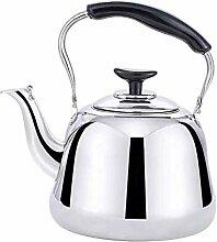 Edelstahl-Teekannenset Easy Pour Teekanne mit