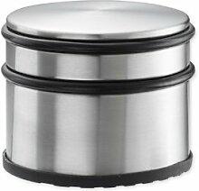 Edelstahl Türstopper 1,1 kg - Türpuffer - Stopper für Tür
