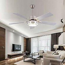 Edelstahl Ventilator Licht Fernbedienung