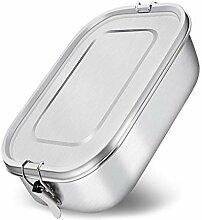 Edelstahl Versiegelt Lunchbox Quadratische
