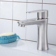 Edelstahl Wasserhahn Waschbecken Wasserhahn A499