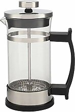 Edelstahlglas Kaffeekanne French Press Filtertopf