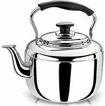 Edelstahlkessel Teekanne Haushaltsgas Erdgasherd