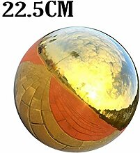 Edelstahlkugeln Set Garten Sonnenfänger-kugel -