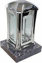 Edelstahllaterne EMSL06 Oberfläche glänzend