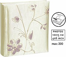 Eden Fotoalbum für 200 Fotos in 10x15 cm