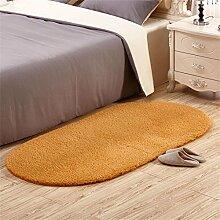 Edge to Teppiche und Decken Khaki Teppich