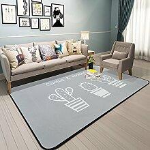 Edge to Teppiche und Decken Teppich einfache Mode