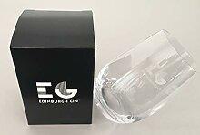 Edinburgh Gin-Glas, groß, 2 Stück